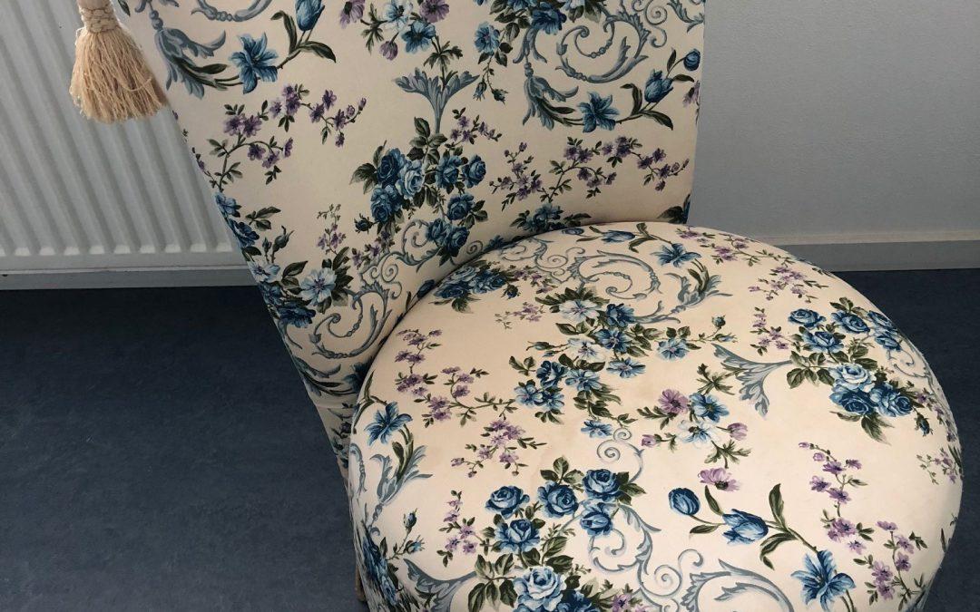 Favoriet woonitem: de kitscherige stoel van tante Sara