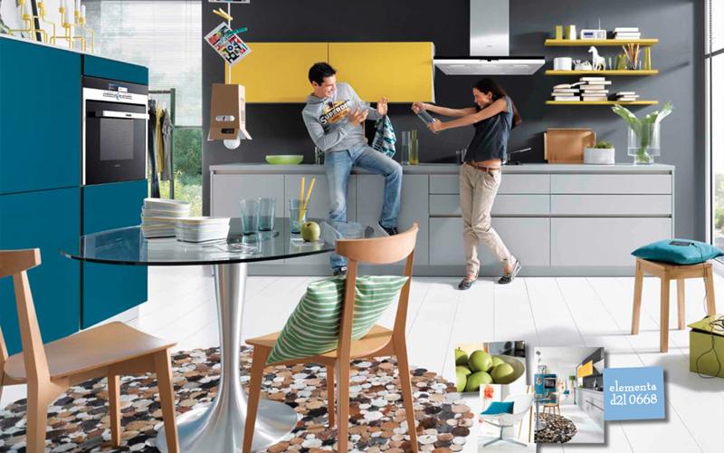 elementa; waar wonen en koken samen komen