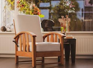Favoriet woonitem: de stoel van opa